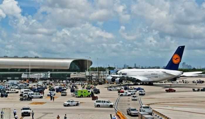 Tiroteo en aeropuerto de Miami deja al menos 5 muertos