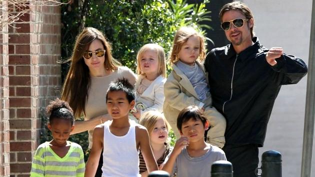 Brad Pitt y Angelina Jolie, en riesgo de perder la custodia de sus hijos