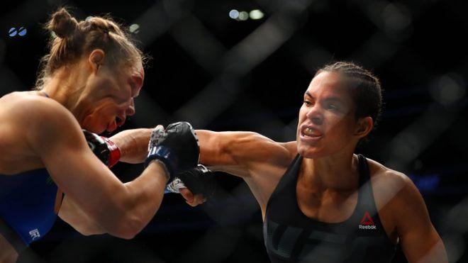 48 segundos: la aplastante derrota de Ronda Rousey en su esperado retorno a la UFC después de más de un año