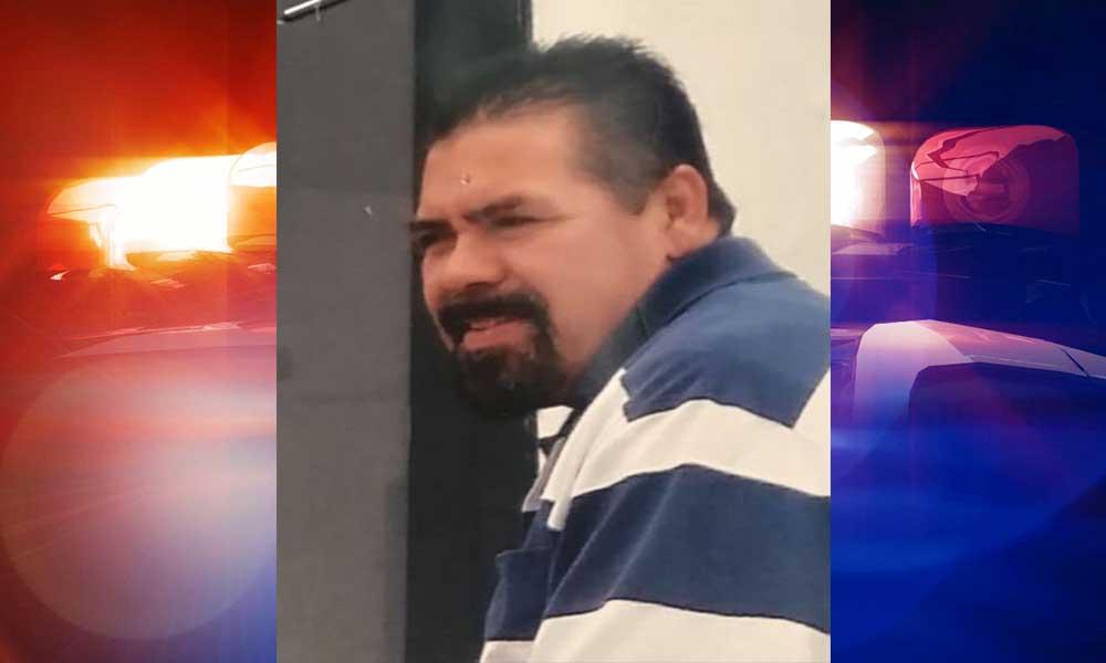 Se pide la colaboración de la comunidad para encontrar a Felipe Alberto Vergara