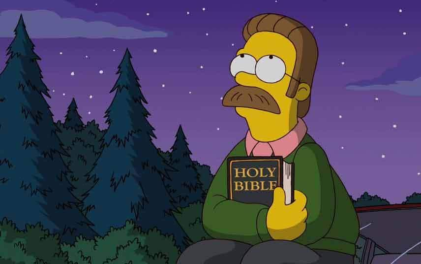 Muere la voz en español de Ned Flanders