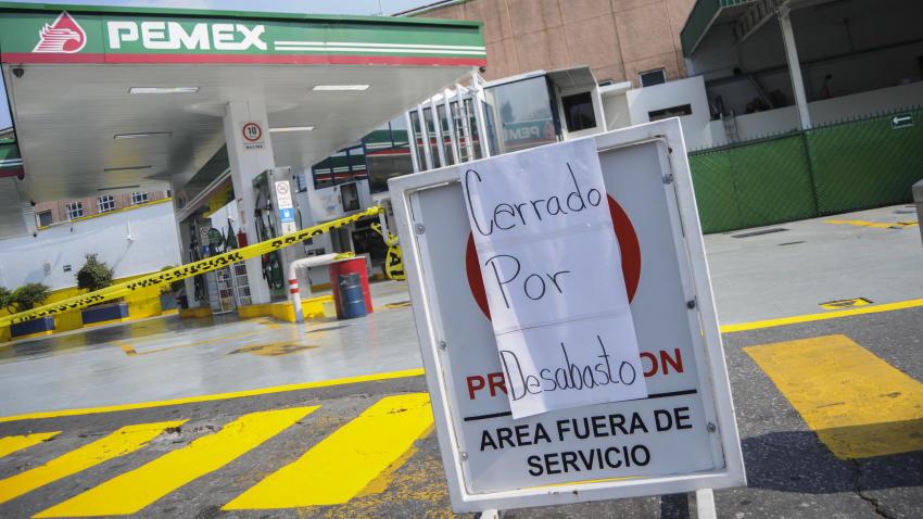 Piden denunciar a gasolineras que se declaren sin combustible