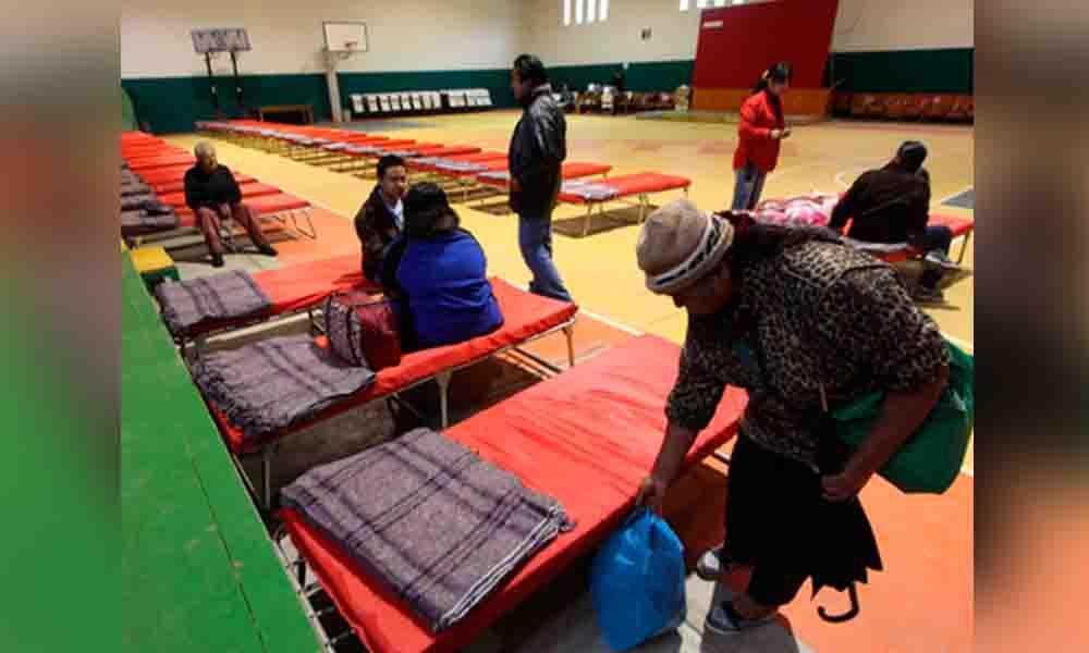 En caso de contingencia, activarán albergues temporales en zona rural y urbana de Tecate