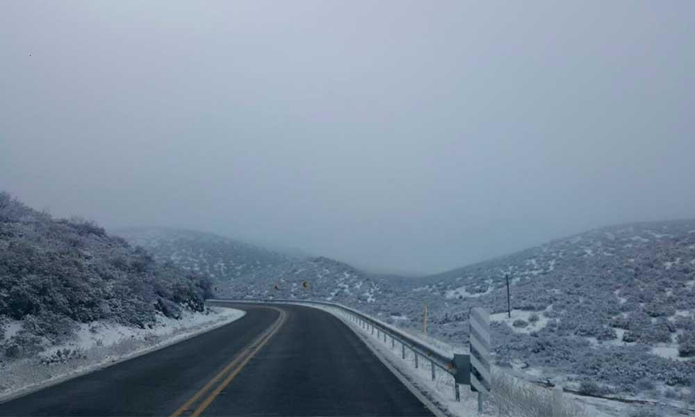 Anuncian apertura de carretera libre Tecate-Mexicali