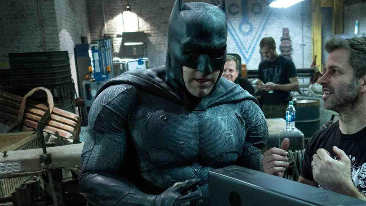 """Ben Affleck podría abandonar """"The Batman"""""""