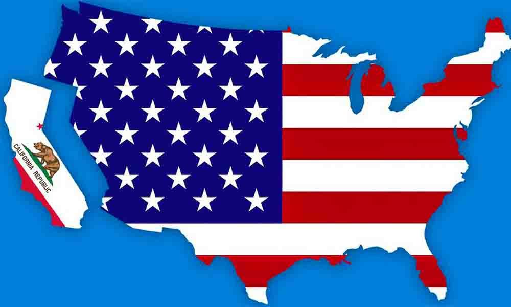 Autorizan recolectar firmas para que California sea independiente de EUA