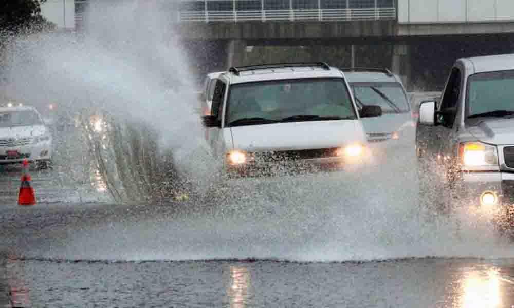 California casi libre de sequía tras históricas lluvias