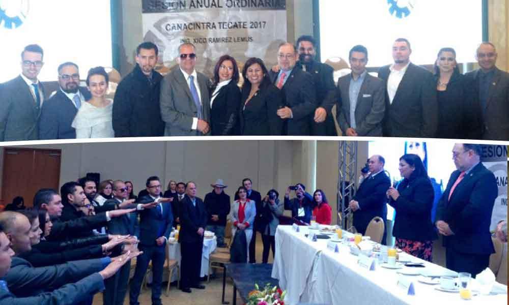 Será Xico Ramírez Lemus presidente Canacintra 2017 – 2018