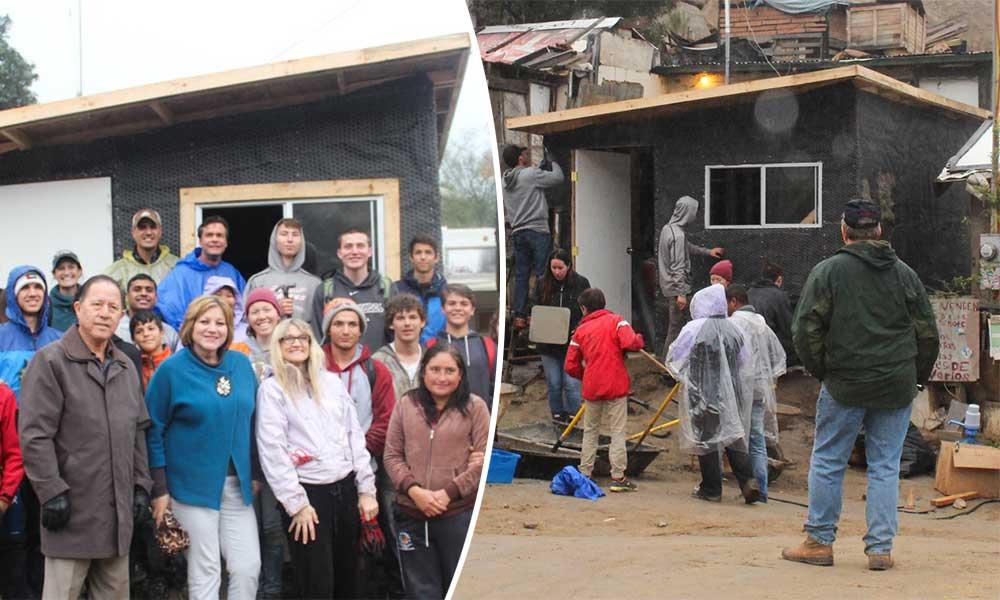 """""""Casas Amor"""" le brinda alegría a familias tecatenses"""