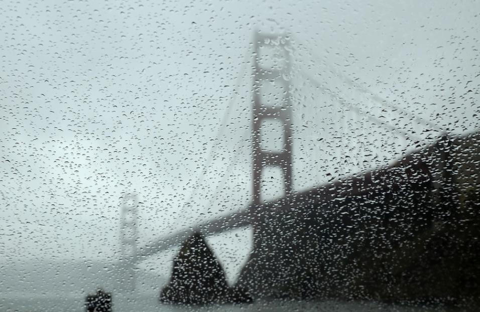 La tormenta más fuerte en 10 años para California