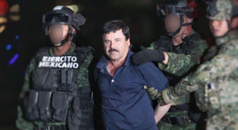 """Joaquín """"El Chapo"""" Guzmán será extraditado hoy a EU"""