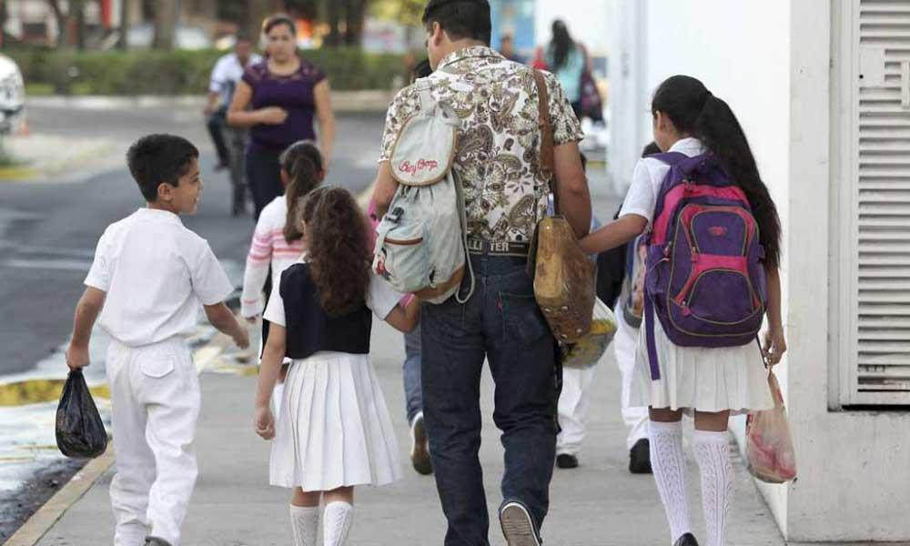 Reanudación o suspensión de clases en educación básica se dará a conocer el domingo