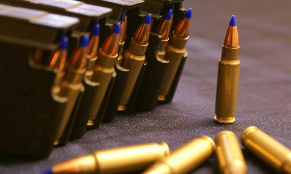 Revisan antecedentes a quienes intentan comprar balas en CA