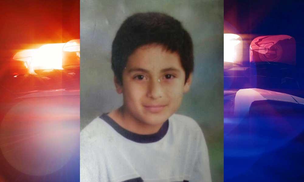 Piden el apoyo de la comunidad para encontrar a Algonso Gil de 15 años de edad