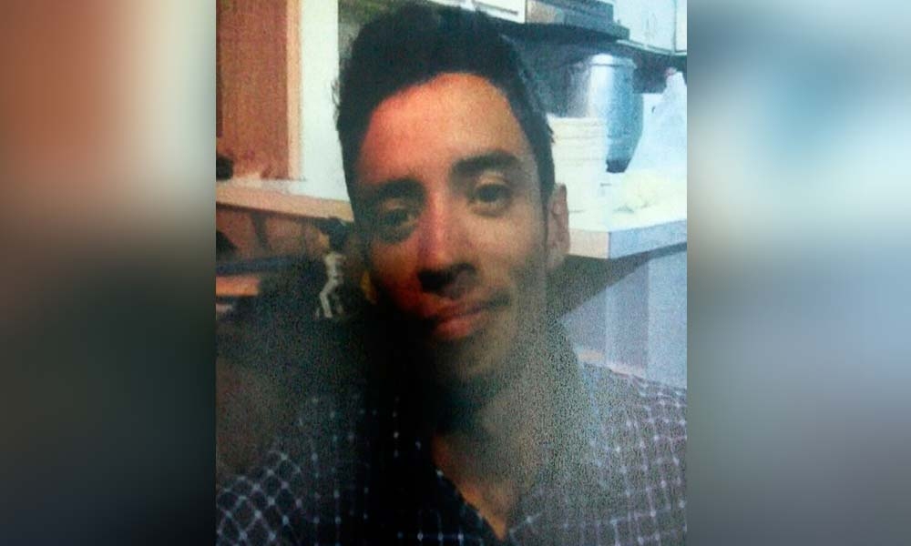 Familiares piden ayuda para localizar a Christian Alejandro