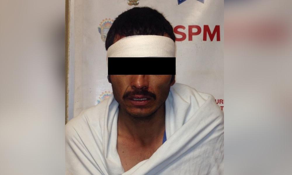 Capturan a sujeto por robo de vehículo en Tecate