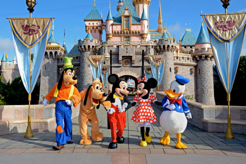 Ahora los bajacalifornianos podrán visitar Disneyland por menos de 50 dólares