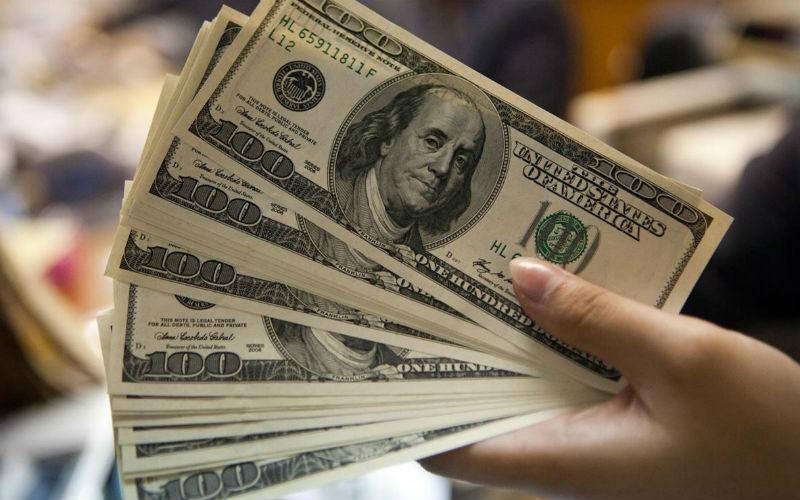 Dólar ya se vende a 22 pesos en Tijuana