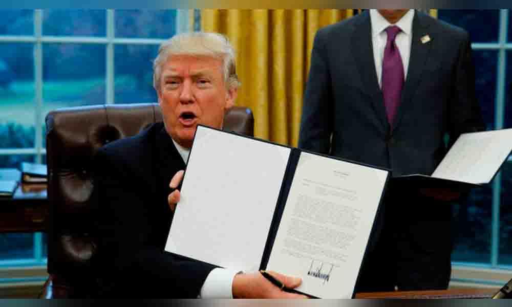 Retira Donald Trump a EU del TPP, el Acuerdo Transpacífico de Cooperación Económica