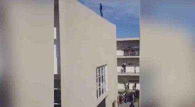 estudiante, suicidio, preparatoria
