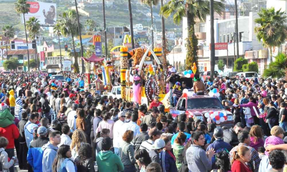 Anuncian fecha para el Carnaval de Ensenada