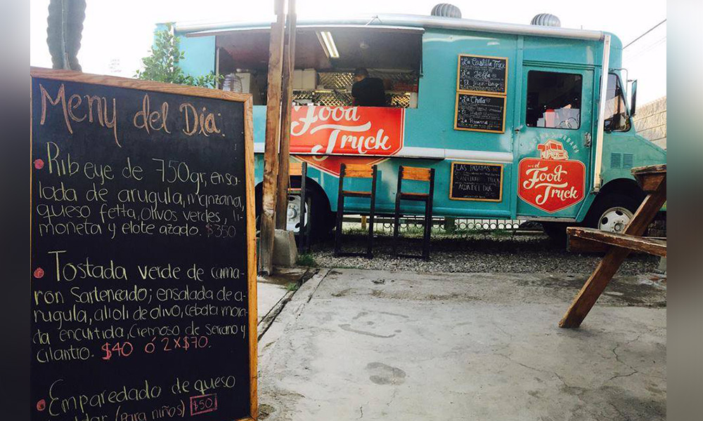 El Mejor Food Truck de Best Of Baja 2016 se encuentra en Tecate
