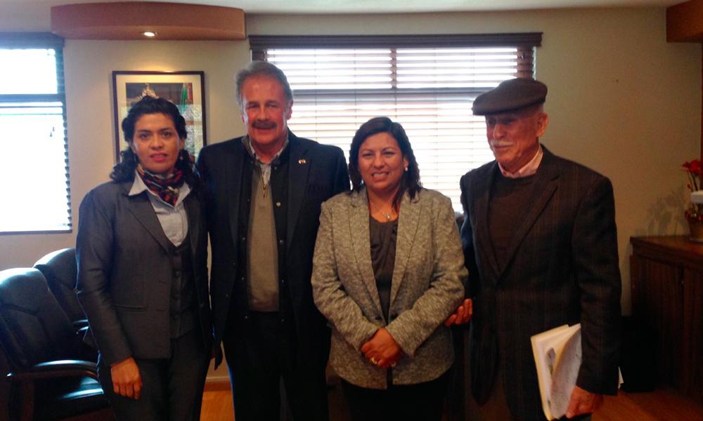 Impulsarán conjuntamente la Ruta del Viento en Tecate