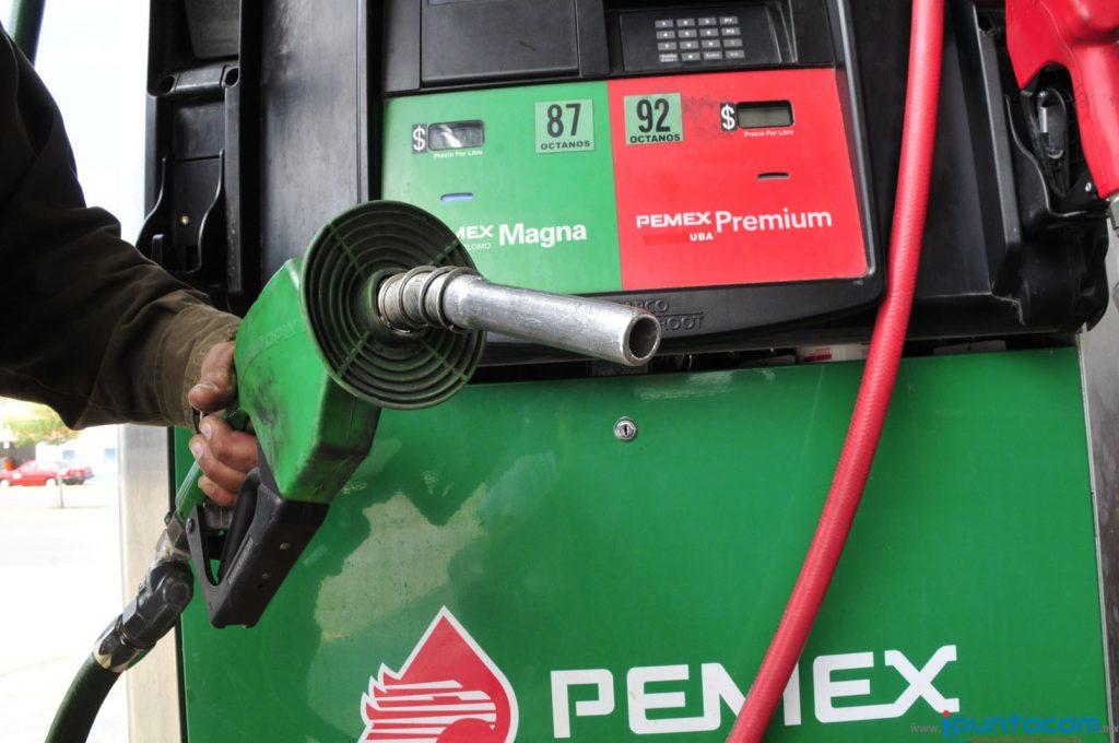 Más 'gasolinazos' el 4, 8 y 11 de febrero