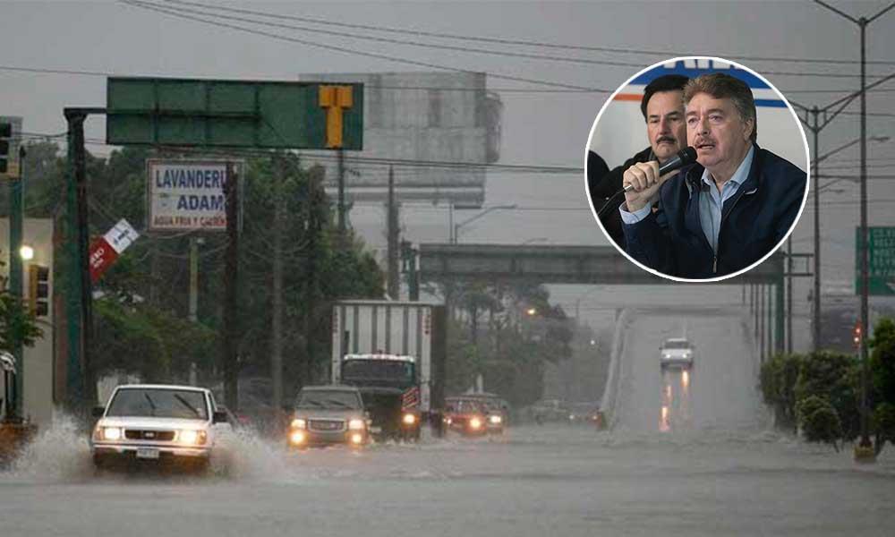 Reitera Gobernador de BC acatar medidas preventivas ante condiciones meteorológicas