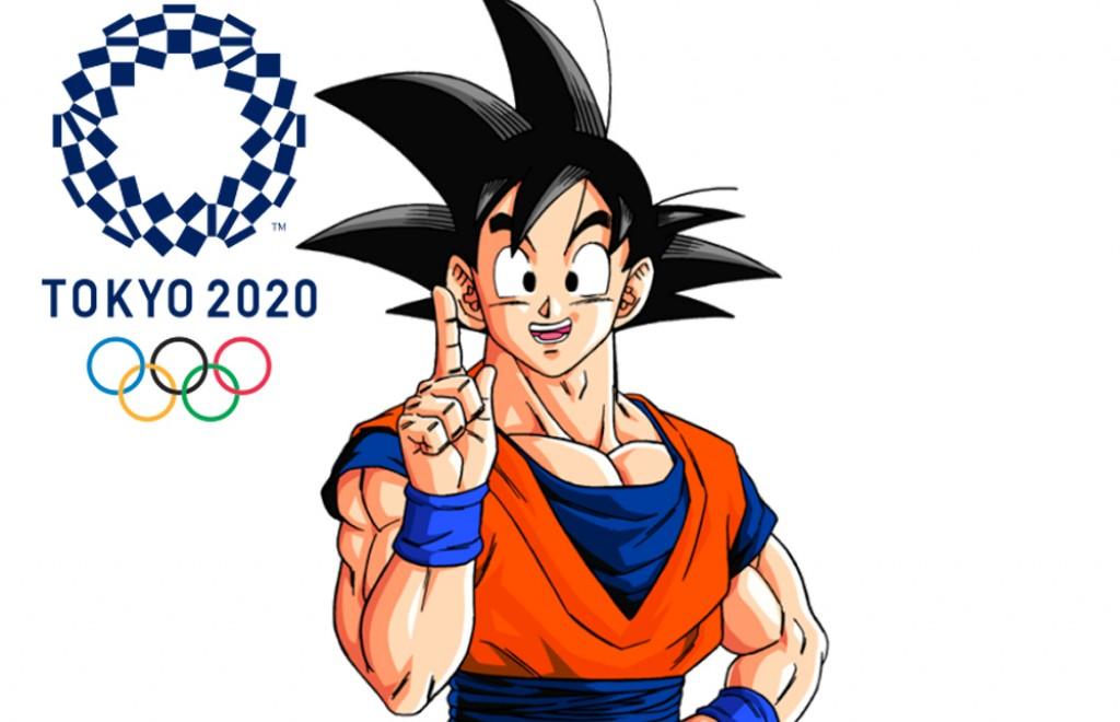 """Nombran a """"Goku"""" como embajador de los Juegos Olímpicos de Tokio 2020"""