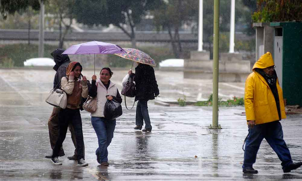 Frente frío No.22 traerá lluvias, vientos y nevadas para Baja California