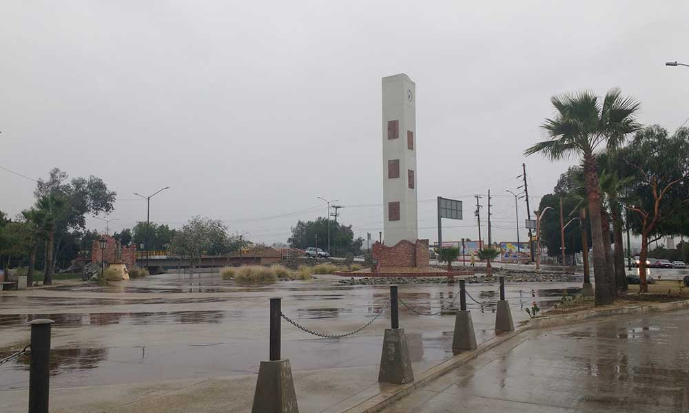 Continuará el frío y lluvias escasas para Tecate; no se pronostican nevadas