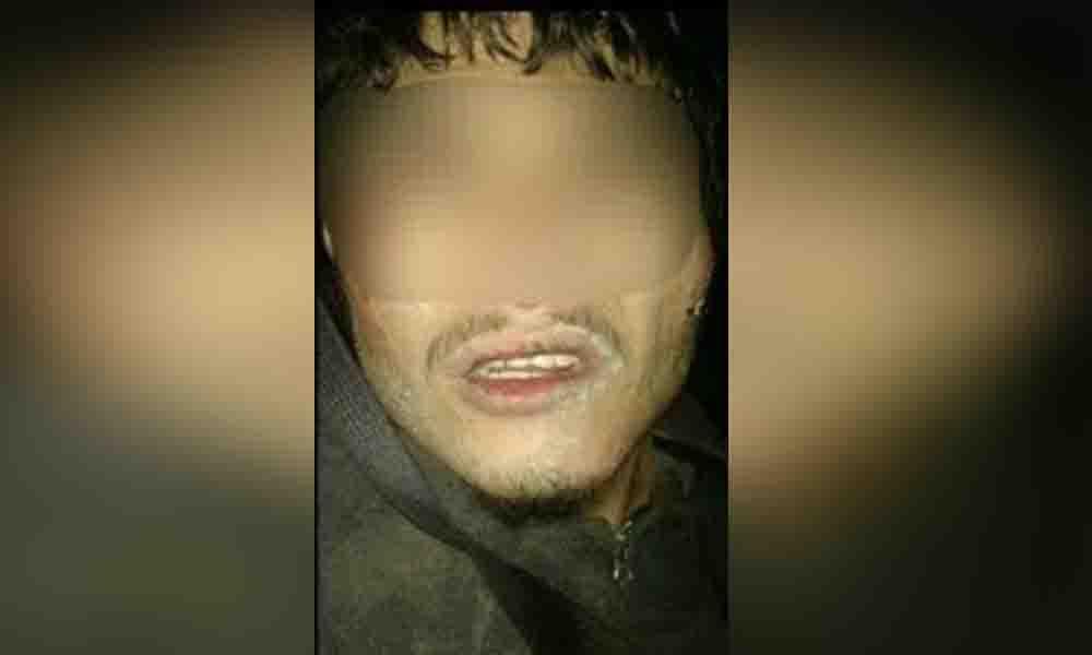 Hirió a su esposa con un machete dentro de un motel en Tijuana