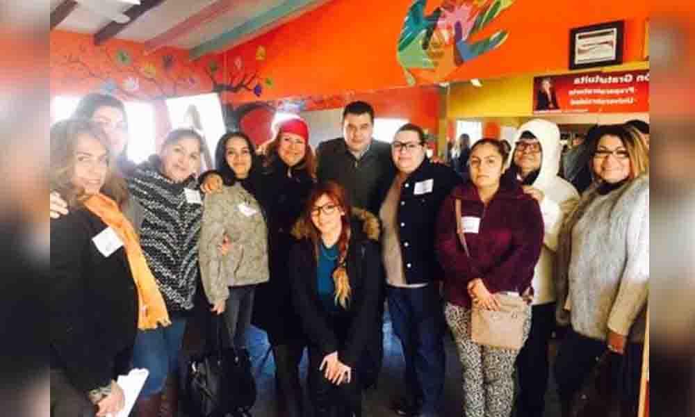 Mujeres en Movimiento trazan ruta política y se reúnen en Tecate