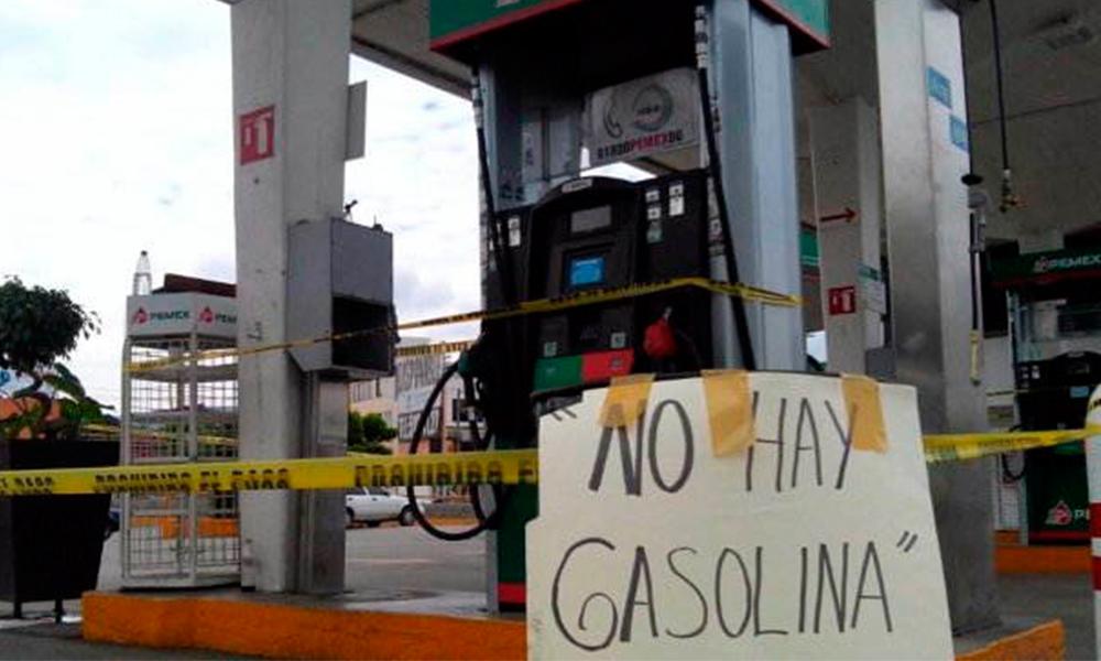 Mexicali sin una gota de combustible; Tijuana restablece el 50% de abasto