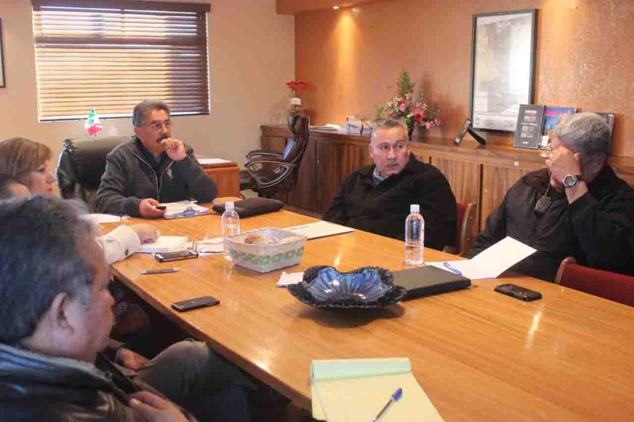 Realiza Ayuntamiento de Tecate análisis de daños tras lluvias en la región