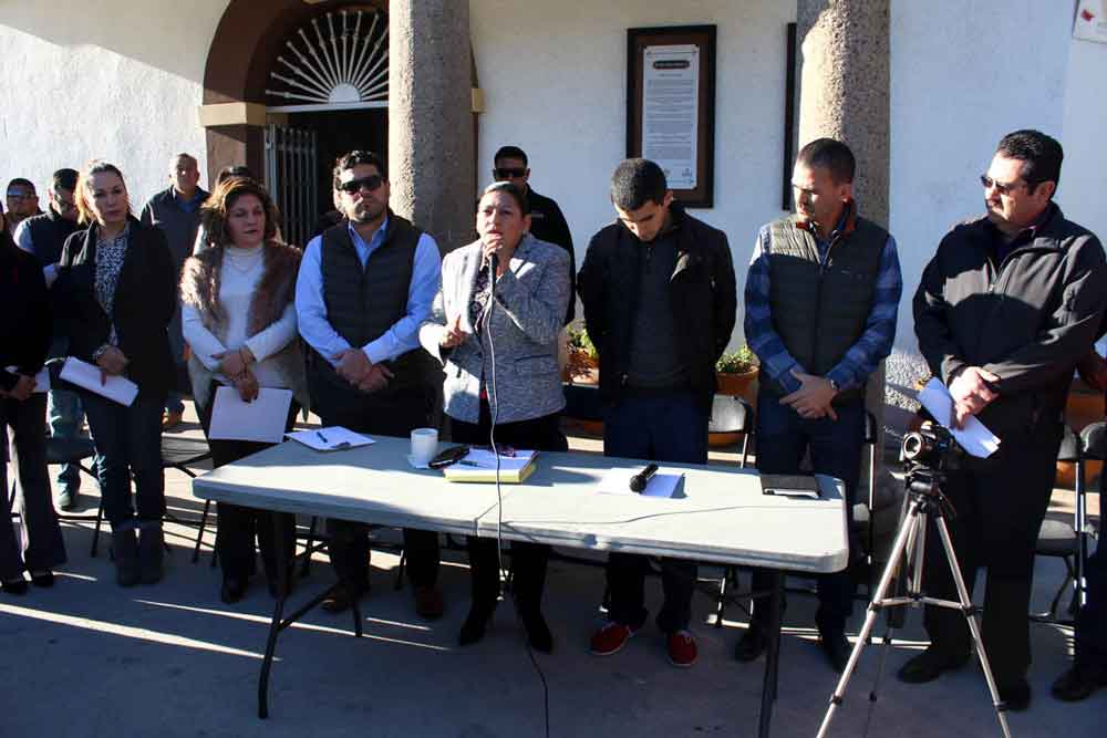 Gobierno transparente, compromiso del ayuntamiento: Nereida Fuentes