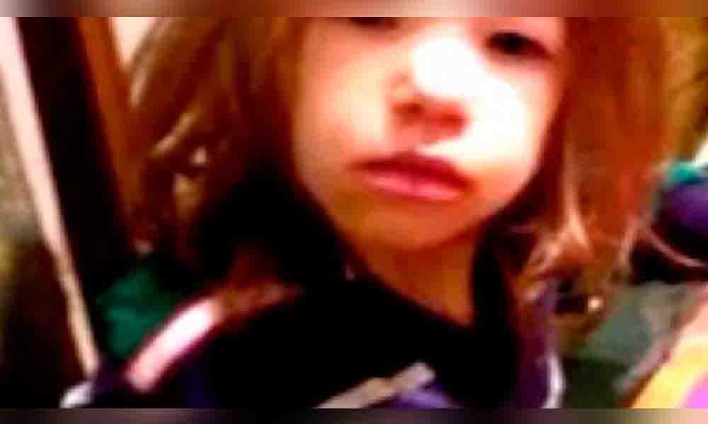 La niña que vivió 8 años encerrada en un armario