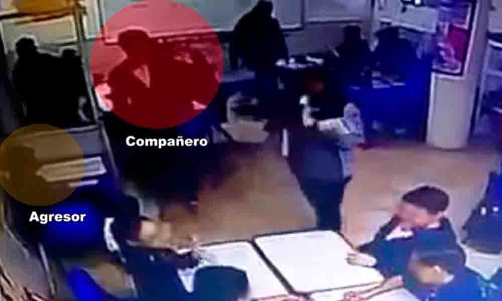Joven autor de ataque en colegio de Monterrey podría haber actuado con ayuda de un compañero