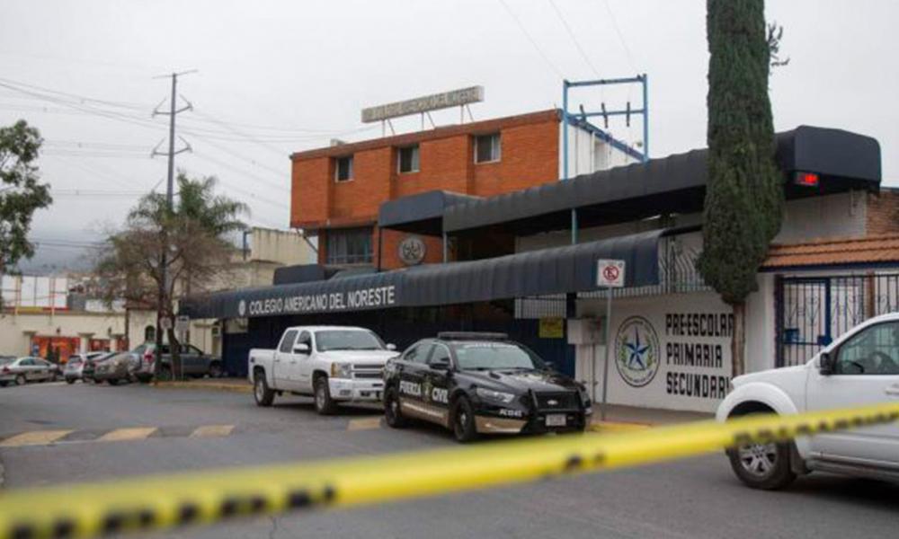 Muere joven agresor de colegio en Monterrey