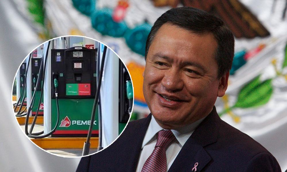 Admite Osorio Chong que habrá más gasolinazos en febrero