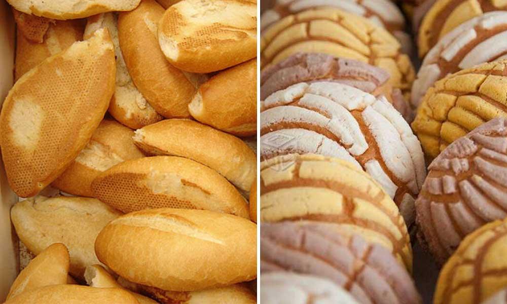 Pronostican incremento al bolillo y el pan dulce