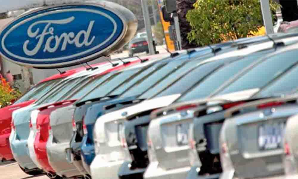 Los ingresos de Ford caen por la cancelación de la planta en México