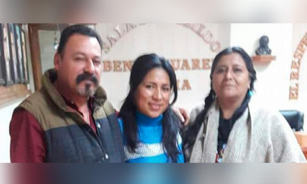 Se coordina Regidora Judith Armenta con representantes indígenas