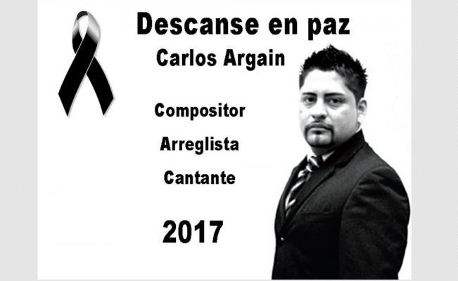Muere Carlos Argain, integrante de La Sonora Dinamita