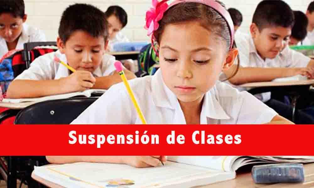 Tijuana suspenderá clases el lunes