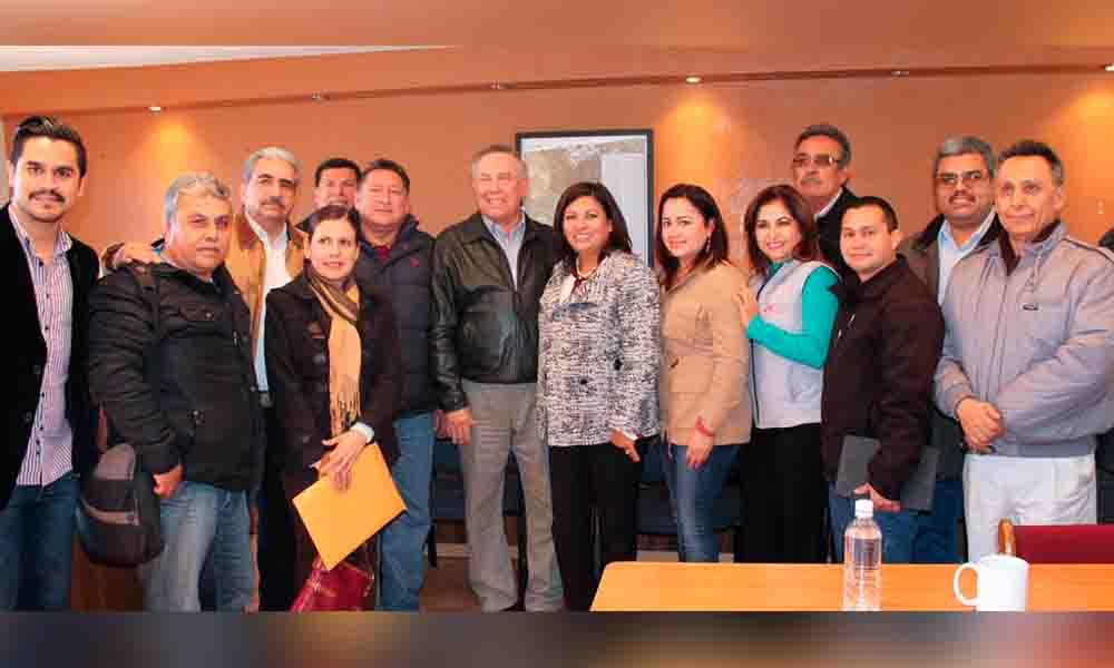 Unen esfuerzos Gobierno de Tecate y SAGARPA para potencializar la zona rural del municipio