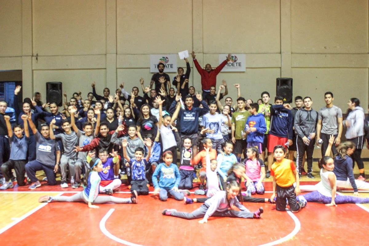 IMDETE pone en marcha programa de activación física comunitaria