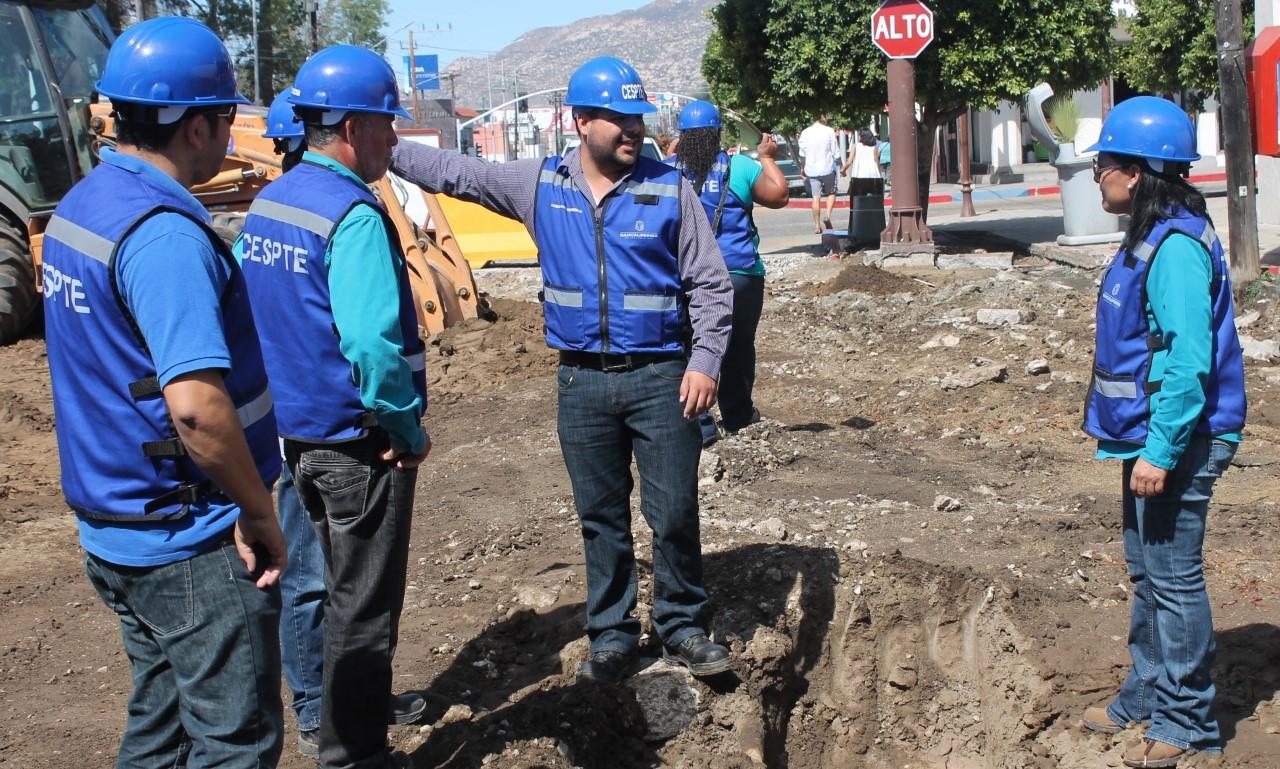 Constata CESPTE óptimo funcionamiento del sistema hídrico ante pronóstico de lluvias