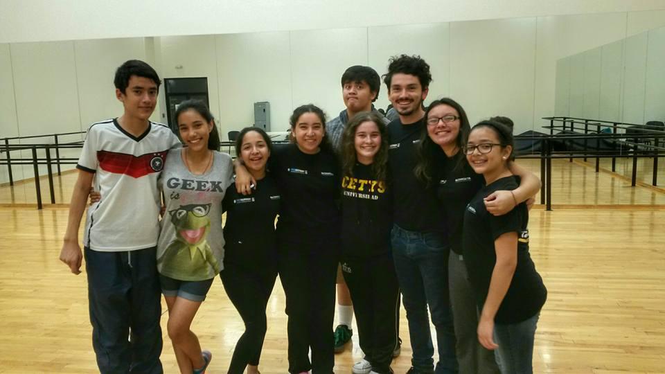 Presentarán obra de teatro en CEART Tecate jóvenes del programa de talentos del ICBC